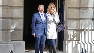 Newlyweds Rupert Murdoch and Jerry Hall to hold church celebration