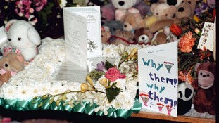 Dunblane victims and relatives remember massacre 20 years on