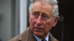 Prince Charles urges Britons to holiday at home and support flood-hit areas