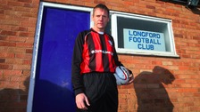 Stuart Pearce will make his debut for Longford AFC next weekend