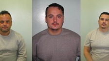 Car-jack' thieves jailed for stealing £80K in cigarettes.