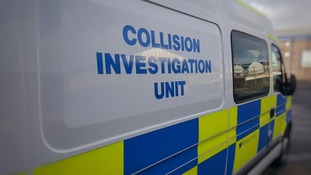 Driver seriously injured in A75 crash