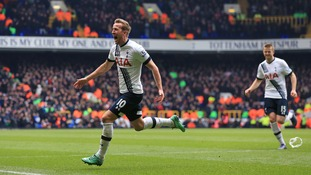 Premier League match report: Tottenham 2-2 Arsenal
