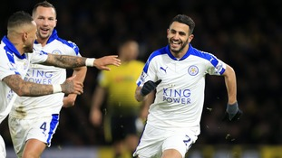 Leicester Watford