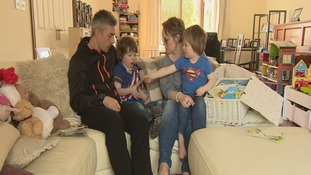 Mum campaigns to raise profile of those who care for seriously ill children at home