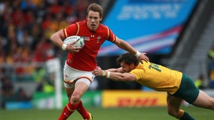 Liam Williams ready for challenge at Twickenham