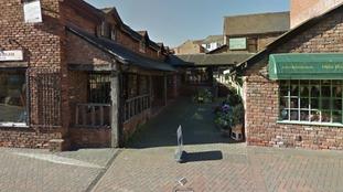 Google Street View Leg Street, Owestry