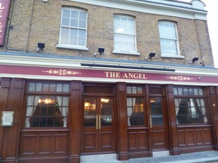 The Angel - Bermondsey.