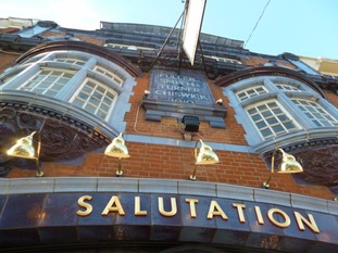 The Saluation - Ravenscourt Park (West)