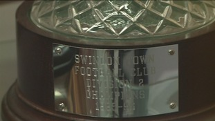Division Two Championship trophy