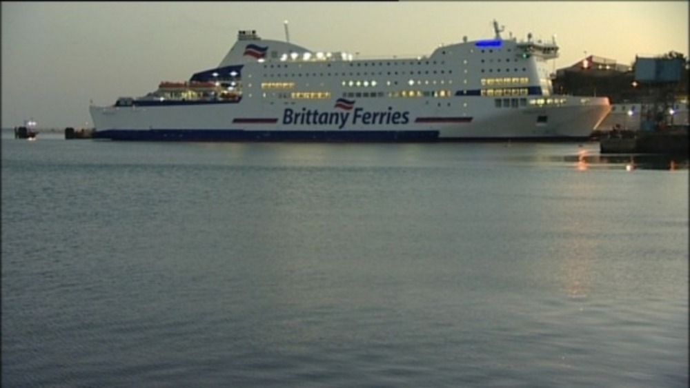 Brittany Ferries Dispute Disrupts Passengers West