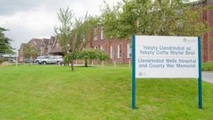 Llandrindod Wells Hospital