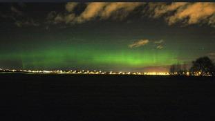 Stunning Aurora Borealis photographs