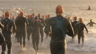 Gruelling Ironman triathlon returns to Tenby