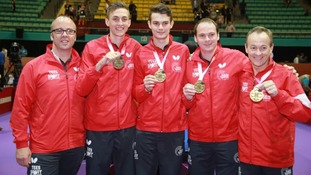Bronze medal win 'amazing' for Drinkhall