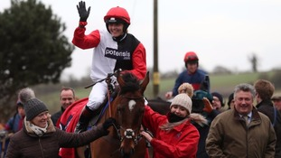 Victoria Pendleton will be on Pacha Du Polder.