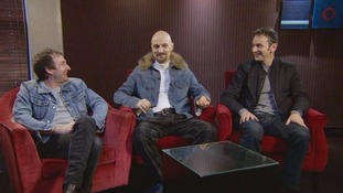 """We're too old to have hits"" says James frontman Tim Booth"