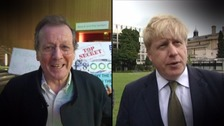 Would you like a Boris? Or a George? That's the question voters in the Bath and North East Somerset area are being asked