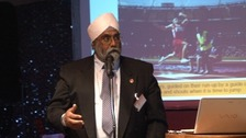 Sikh mental health conference
