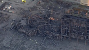 Two men from Rotherham identified as missing after Didcot collapse