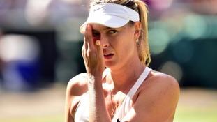 Tennis star Maria Sharapova: I failed drugs test at Australian Open