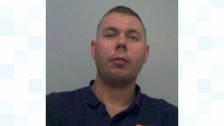 Christopher Mallett has been jailed for four years.