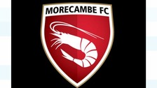 Morecambe Football Club is for sale