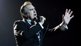 """Singer Morrissey is said to be """"seriously considering"""" the mayoral contest"""