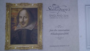 'Shakespeare's Airport' welcomes people into the region in time for anniversary