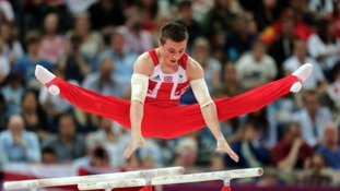 Sam Oldham at the Olympics 