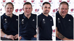 Four Welsh athletes are part of the 12-strong table tennis team hoping for medals at Rio 2016