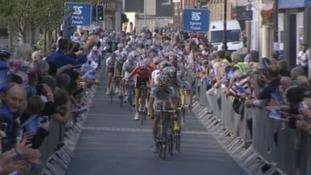 Devon welcomes Tour of Britain