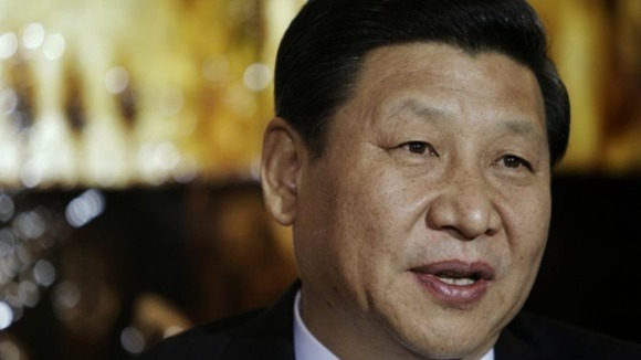 Chinese Vice President Xi Jinping reappeared today after his long public absence.