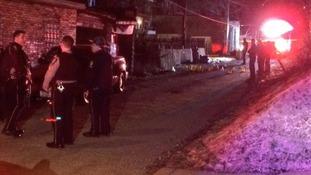 Five dead after gunmen open fire on back garden party in Pennsylvania
