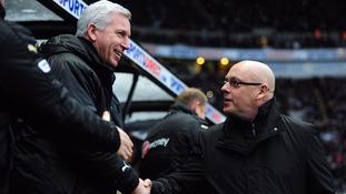 McDermott thanks friend Pardew for big managerial break