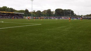 Annan Athletic vs Glasgow Rangers