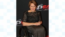 Baroness Tanni Grey-Thompson.