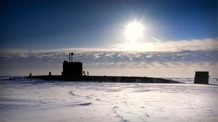 Sea cadets to visit nuclear submarine during tour