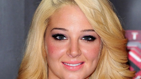 The X Factor judge Tulisa