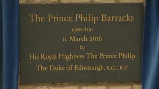 Prince Philip Barracks