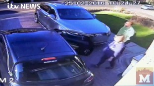 Man attacked on his own driveway in violent carjacking