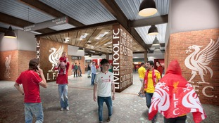 The Main Stand will have state-of-the-art facilities