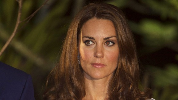 The Duchess were 'saddened' by the news of the pictures this morning