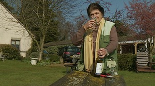 Joyce Boulos-Hanna says English wine is suddenly getting noticed