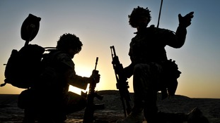 Britain offers to send more troops to Iraq