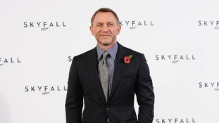 Daniel Craig will be making his third appearance as 007 in Skyfall