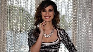 Actress Berenice Marlohe stars as a Bond girl in the latest film, Skyfall