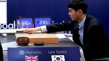 AlphaGo's victory is seen as a major landmark for artificial intelligence