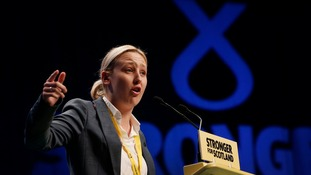 Mhairi Black accused George Osborne of being