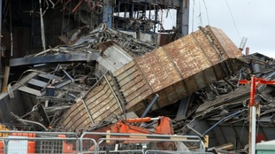 Didcot Power Station collapsed last month